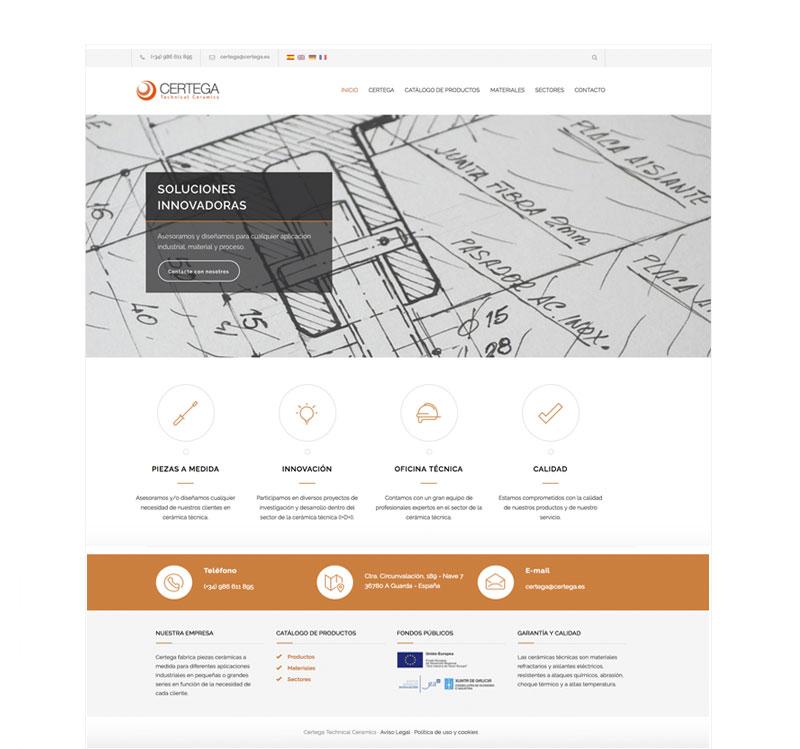 <span>Proyectos</span>Desarrollo web en idiomas